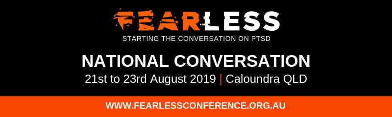 FearLess National Conversation on PTSD