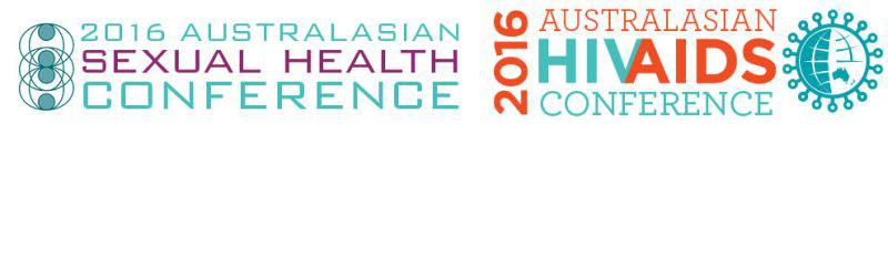 2016 Australasian Sexual Health Conference & 2016 Australasian HIV & AIDS Conference