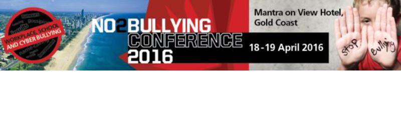 4th National No 2 Bullying Conference