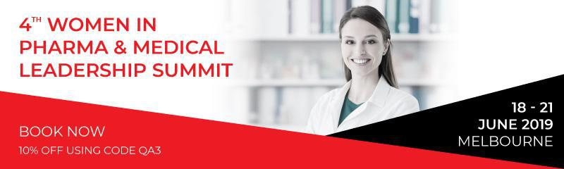 4th Women in Pharma & Medical Leadership Summit