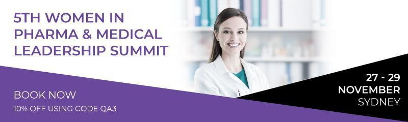 5th Women in Pharma & Medical Leadership Summit
